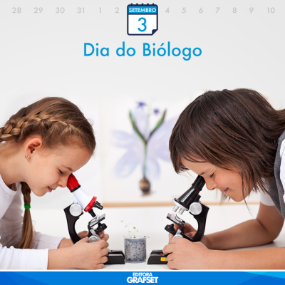 Dia do Biólogo